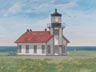 Point Cabrillo Lighthouse (oil, prints, note card, ACEO)