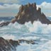 Cathedral Rock (oil, prints, note card)