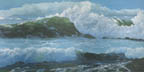 Westport Wave (oil, prints, note card)